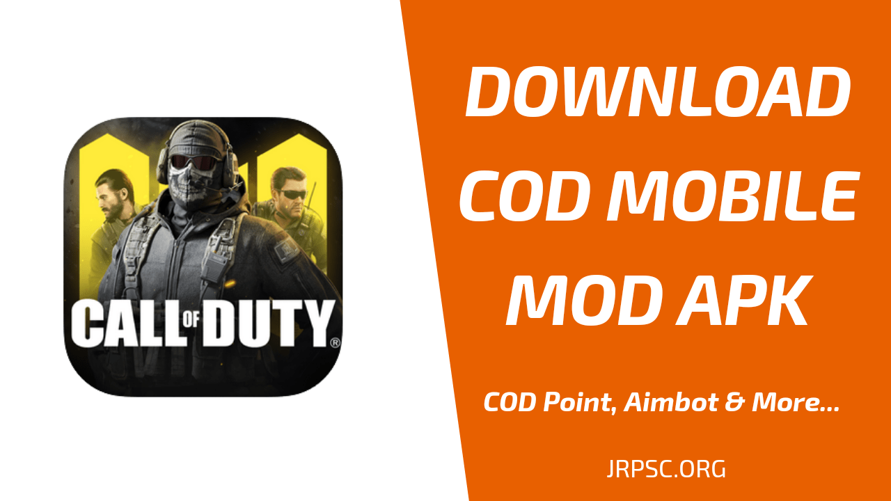 Call Of Duty Mobile Mod Apk V1 0 11 Aimbot Unlimited Free Cod